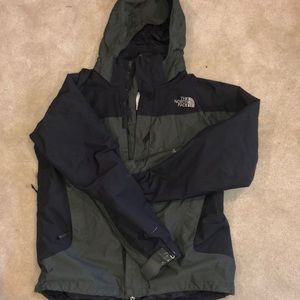 North Face ski jacket